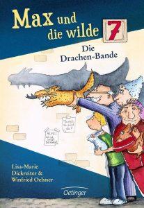 Max und die wilde 7 - Die Drachen-Bande
