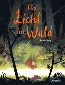 Ein Licht im Wald